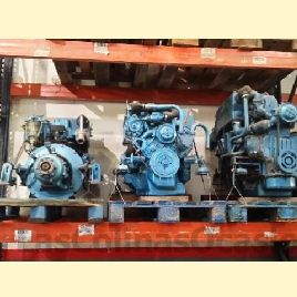 NISSAN A4.28 engine for truck