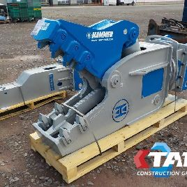 New HAMMER RH20 hydraulic shears