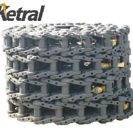 Track chain for CASE 1288CK excavator