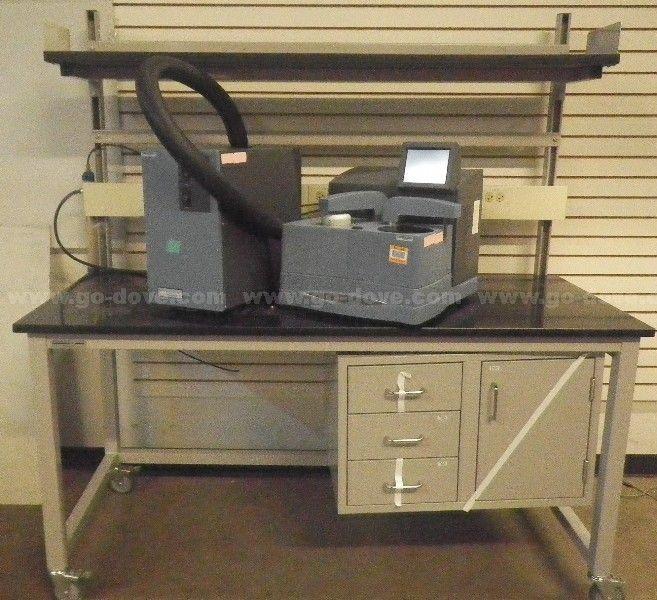 Differenzkalorimeter DSC Q 2000 von TA Instruments