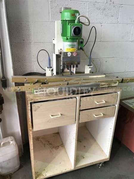 G Grass Eco Press Scharnierbohrmaschine