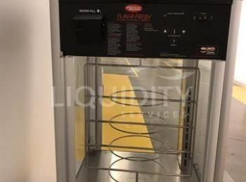 Hatco Flav-R-Fresh befeuchtete Impulspizza / Warmhalte- und Verkaufsmöbel, Modell FDWD-1