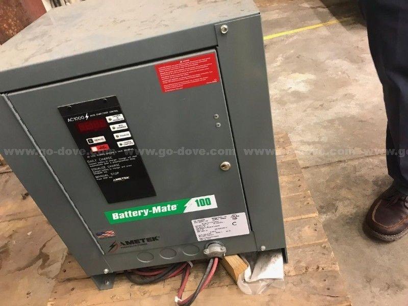 2013 Enforcer Batterieladegerät 24 V