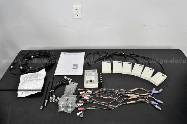 EKG-Kalibrator von Emka Technologies per Telemetriesysteme