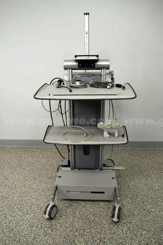 Laborie Funkwagen KT Concept Carrello per sistema urodinamico