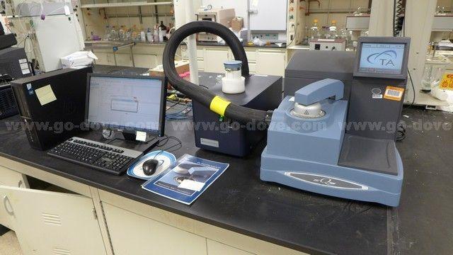 Calorímetro de barrido diferencial
