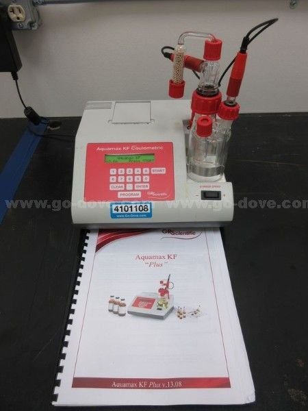 COULOMETRISCHER TITRATOR