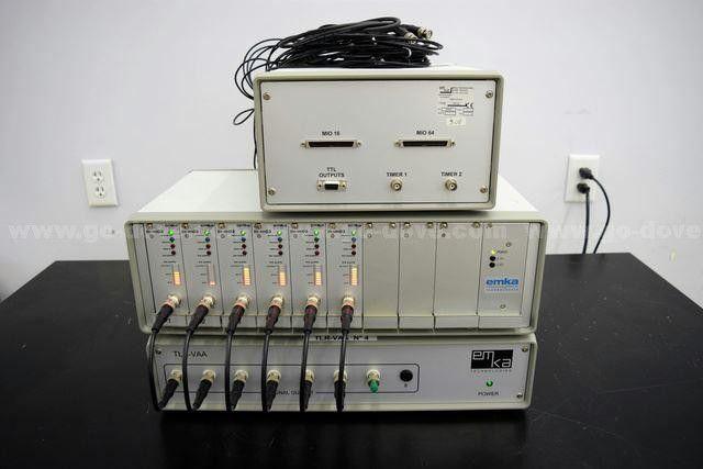Sistema TLR-VAA-Telemetrie-6-Kanal-EKG di Emka Technologies