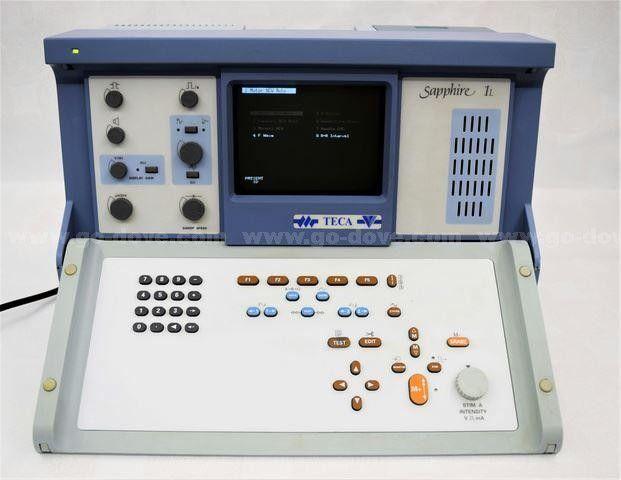 Teca Medelec Sapphire 1L EEG / EMG-Einheit
