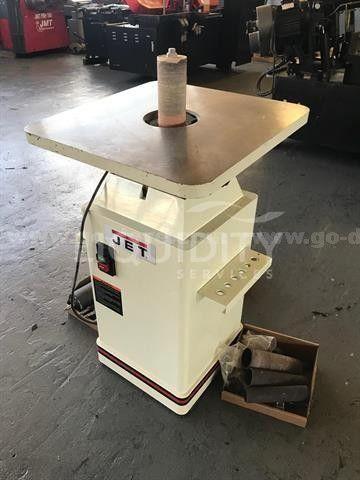 Gebraucht Jet Oscillating Spindle Sander