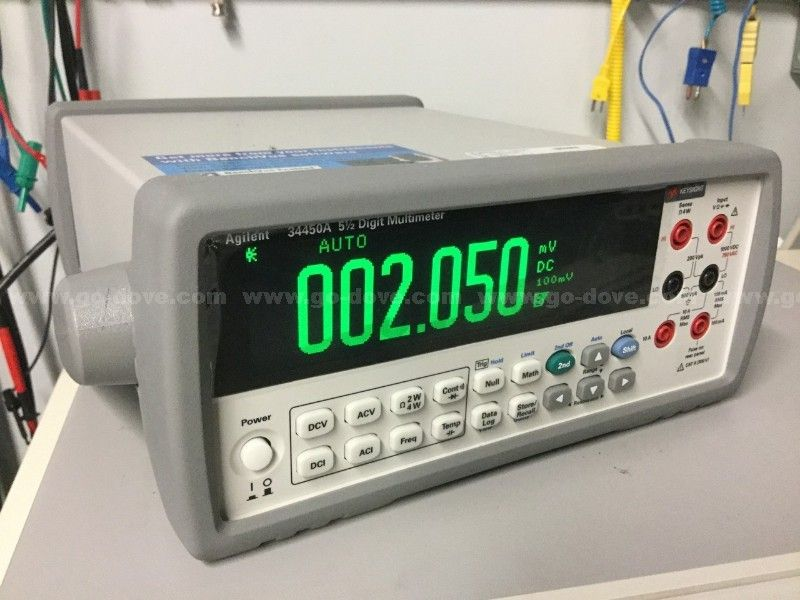 Agilent 34450A 5 1/2 Digit Multimeter