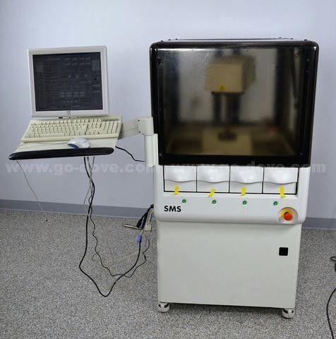 Automatisiertes Probenverwaltungssystem von DPC Robotic
