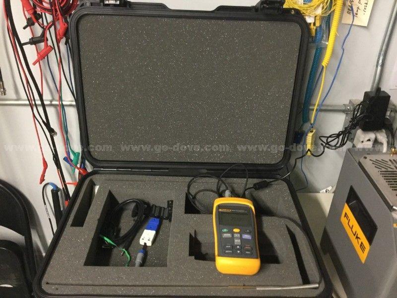 Fluke 1524 Referenzthermometer