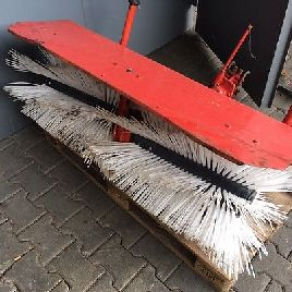 AGRIA sweeper for 3400 5500 5900 winter service