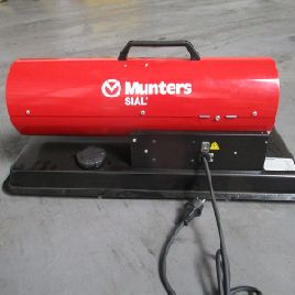 MUNTERS GRY-D15 HEATER - X16092114