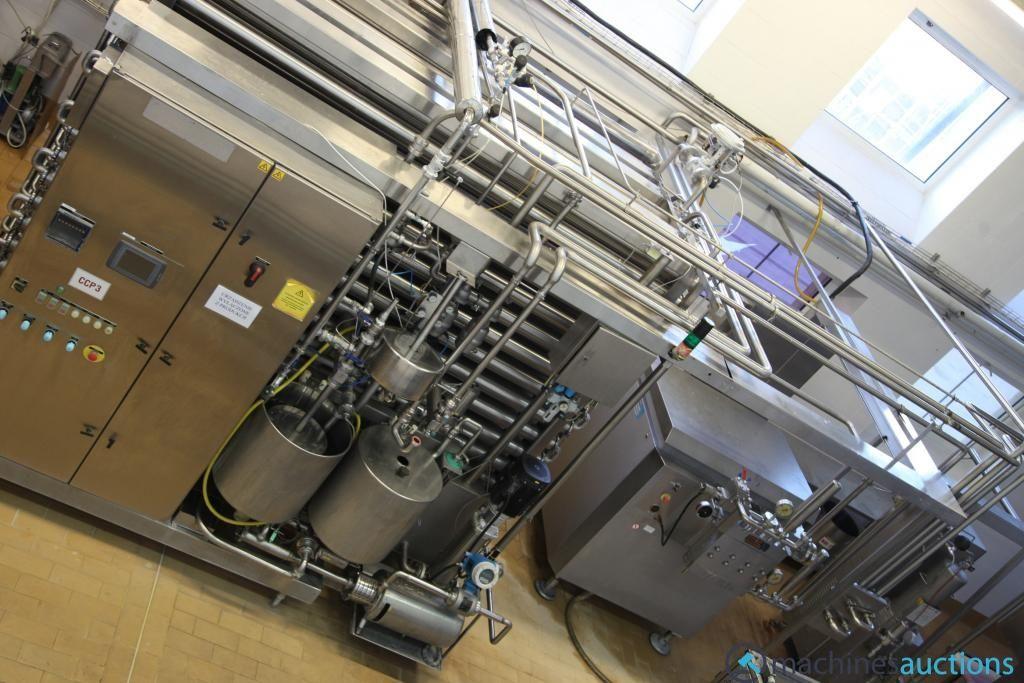 Komplette UHT-Milchverarbeitungslinien Milchverarbeitungslieferant Milchprodukte Zum Verkauf