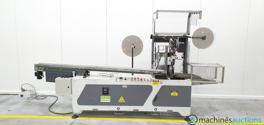 2 x SORMA Schermaschine, Verpackungsmaschine Verpackungsmaschine + Teile