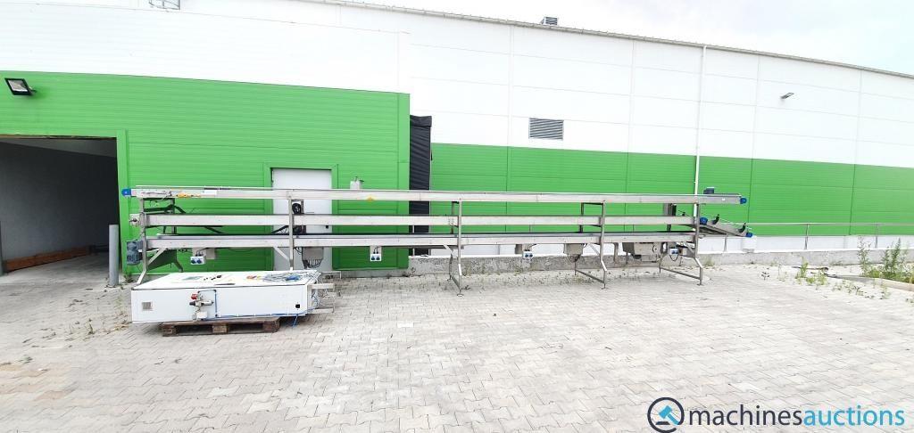 3-stufiger Vorbereitungsförderer - Maschinenauktionen