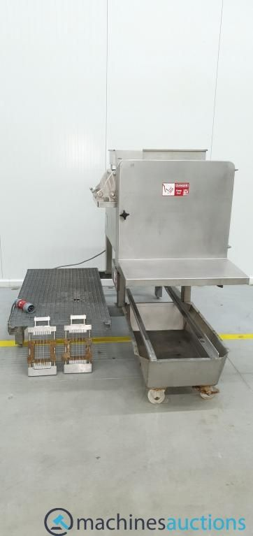 Trief Mustang Dicer Cutter schneiden Dicer Fleisch und Geflügel Würfel mit 15mm & amp; 20mm Schneidg