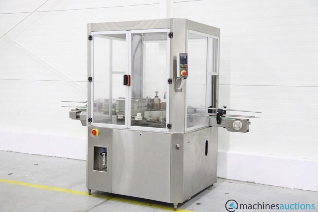 Etikettiermaschine zum Verkauf ECA-09 Machines Enchères