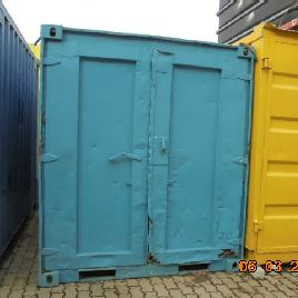 Other 2.50m Material Container Container M20