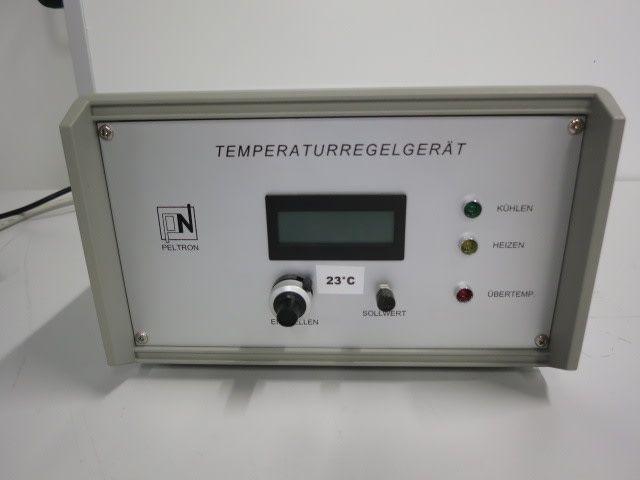 Thermostatprüfgerät - PELTRON 100/10