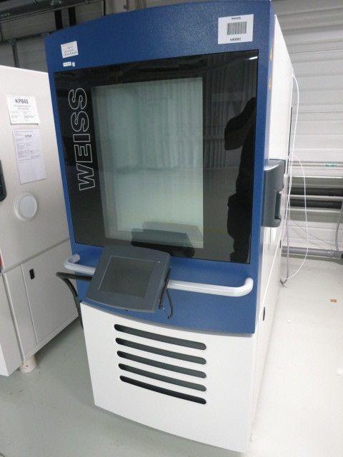 Umweltprüfkammer - WEISS WK3 - 340 / 70 / 5, Neuheit 2013