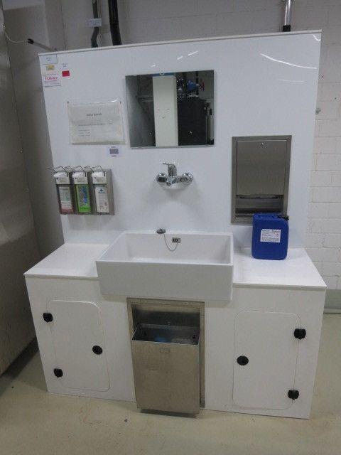 Handwaschbecken / Waschstation