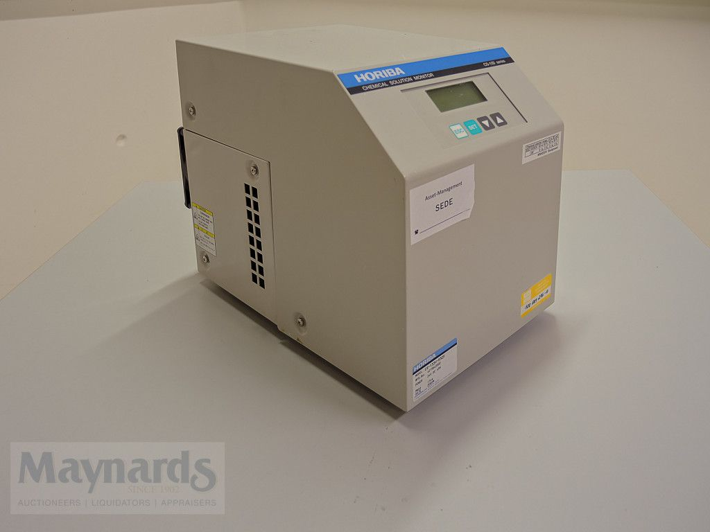 Chemischer Konzentrationsmonitor - HORIBA CS-133V - 9305, neu 2002