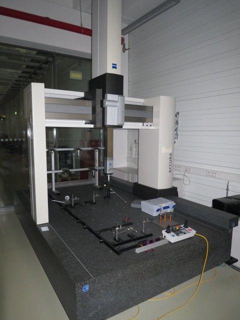 Système KMG - CARL ZEISS Accura II Aktiv, Neuheit 2010