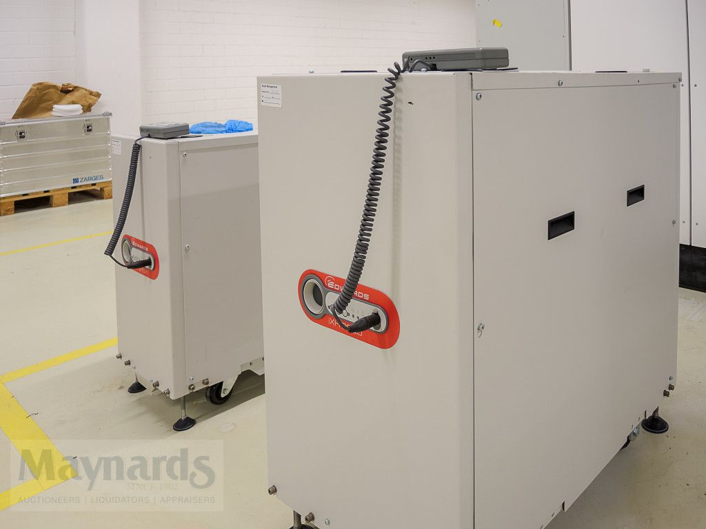 Trockenvakuumpumpe - EDWARDS iXH3030 (96MM)