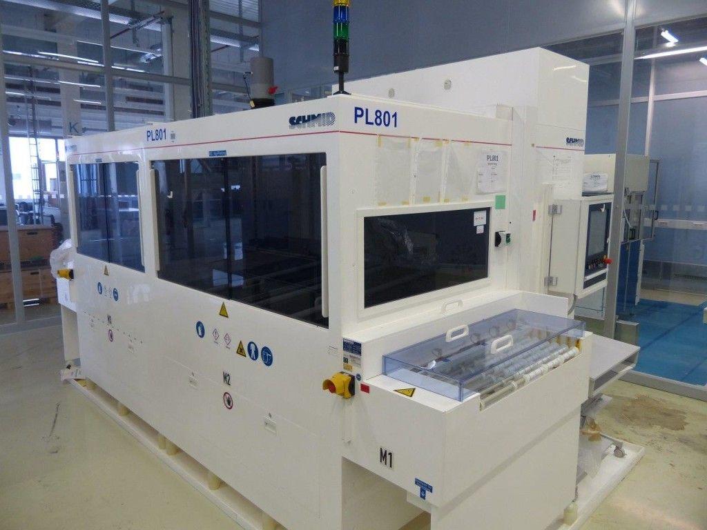 AG-PVC Inkjet Drucker / Beschichtungssystem - SCHMID 59, neu 2009