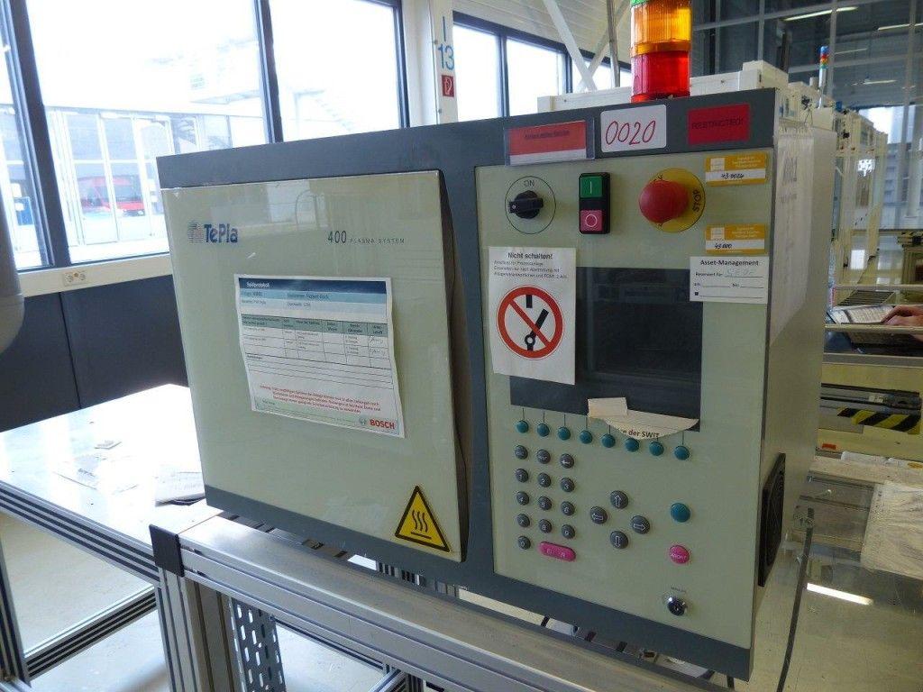 Plasmaanlage - PVA TEPLA 400, neu 2000