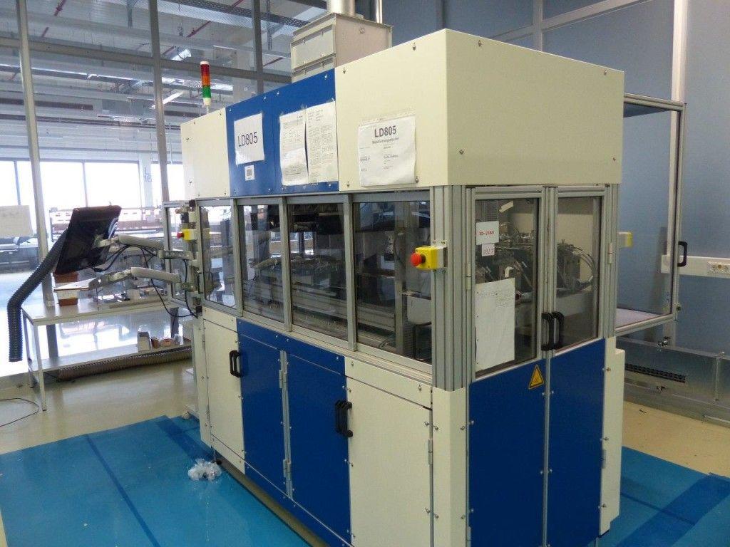 Metallisierungsdrucker - XJET SOLAR LTD MiniJet, neu 2011