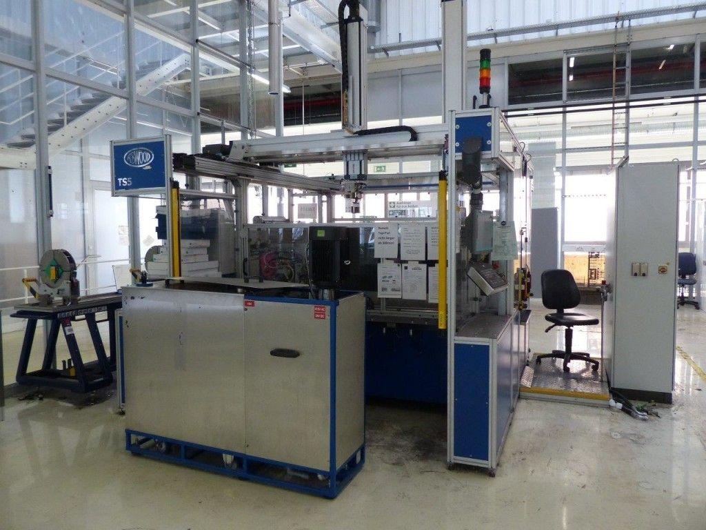 Silikonblockschleifmaschine - ABWOOD TS5, Neuheit 2012