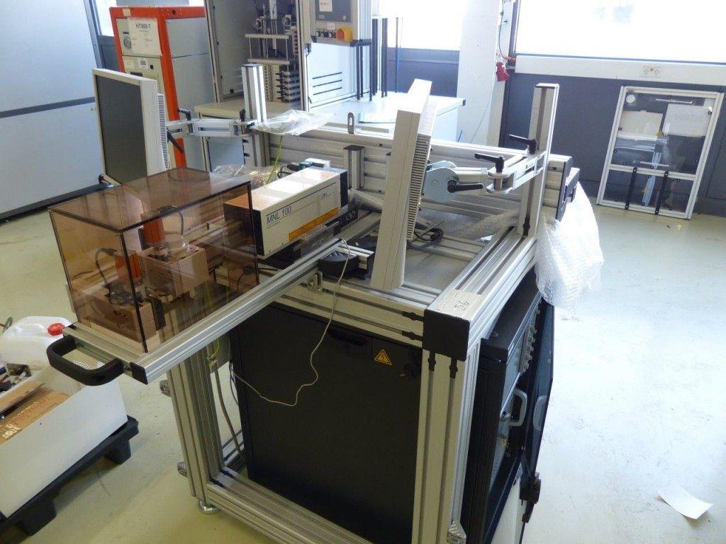 Laserakustisches Messsystem - FRAUENHOFER Lawave 25 / V5-3, Neuheit 2012