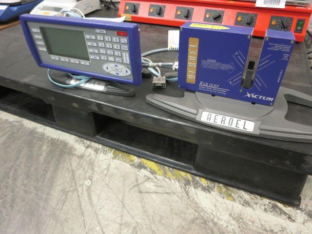 Mikromètre à balayage laser - XACTUM XLS13XY