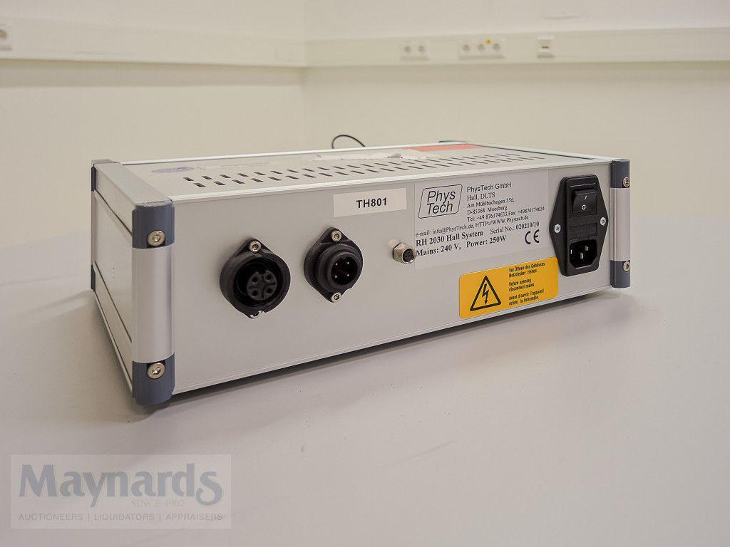 Hall-Messsystem - PHYSTECH RH 2030 (elektronisches Gehäuse)