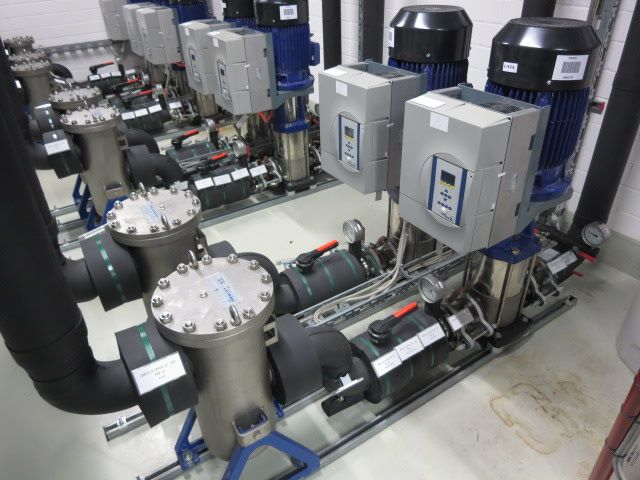 Système de pompage / filtration - WEBBER KUNSTSTOFFTECHNIK, Neuheit 2011