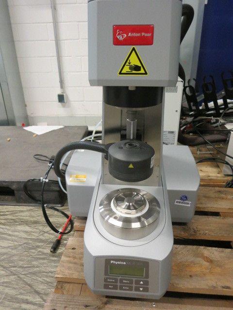 Modulares Kompakt-Rhéomètre - ANTON PAAR MCR 301