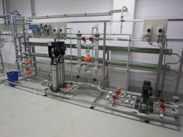 Wasserfiltersystem