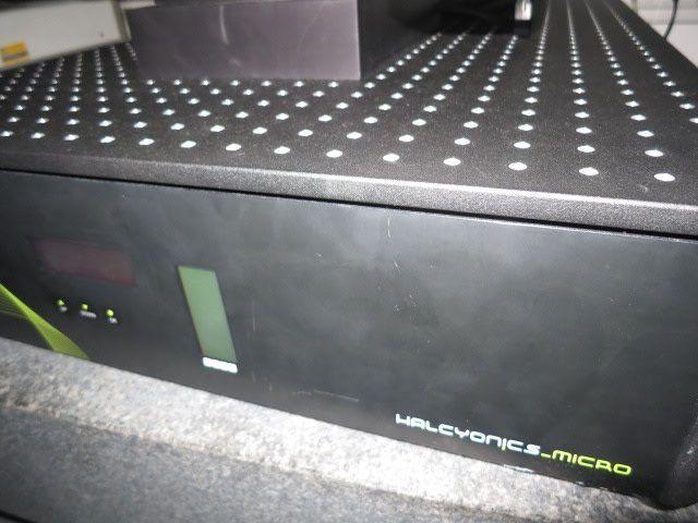 Mikroskop montiert - LEICA DCM 30