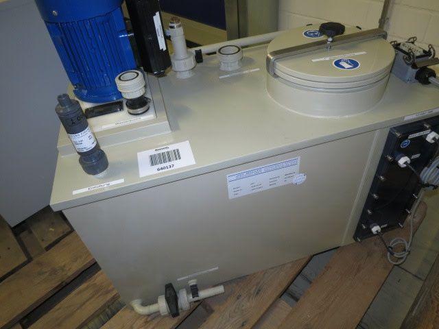 Kühltank - JOH MULLER LHAT-15 / 150 3, Neuheit 2010