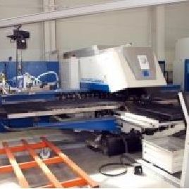 Trumpf TruMatic 3000 L CNC Laser Cutting Machine