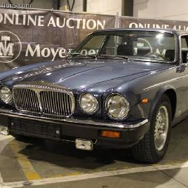 JAGUAR XJ Series III DOUBLE SIX Daimler Categoria: