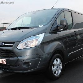 Ford Transit Custom Category: From with GVW inferior