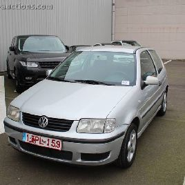 VOLKSWAGEN Polo 1.4i Category: Car. Fuel: gasoline