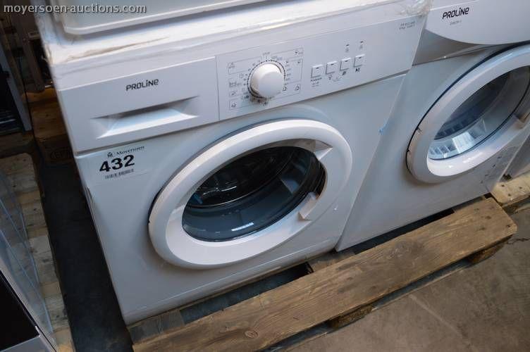 1 Waschmaschine PROLINE FP612WE