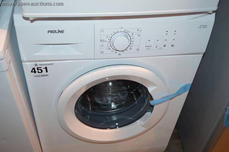 1 Waschmaschine PROLINE FP580WE