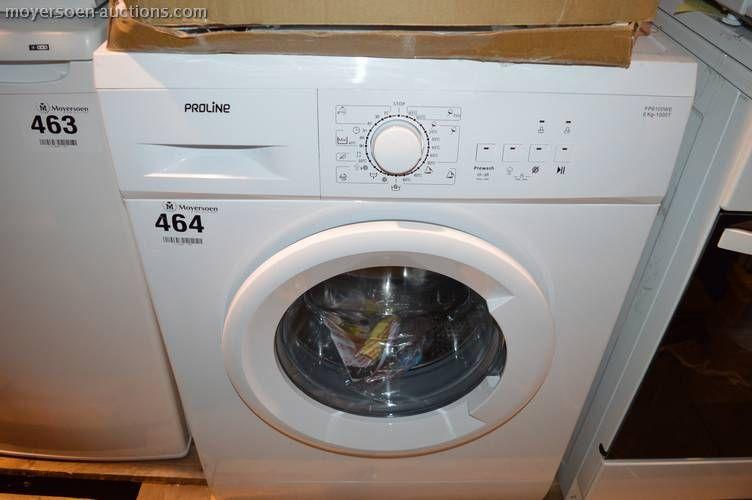 1 Waschmaschine PROLINE FP6100WE